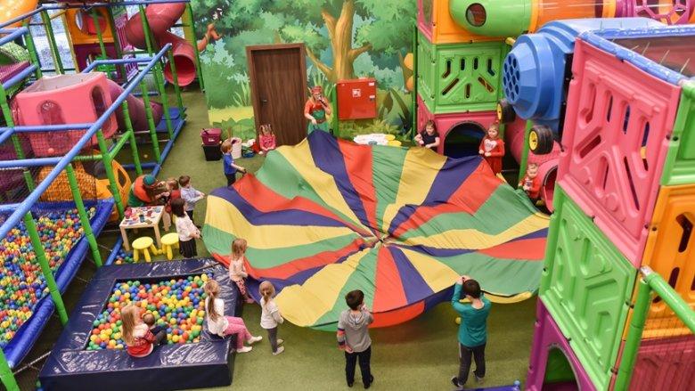 Jama Bazyliszka to szereg atrakcji dla dzieci w każdym wieku (fot. mat. Legendii)
