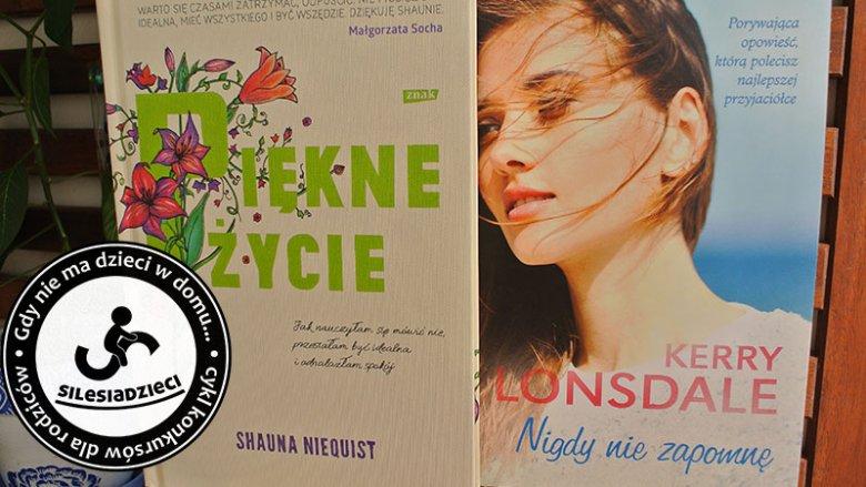 Mamy dla Was pakiety książek od wydawnictwa Znak (fot. Ewelina Zielińska)