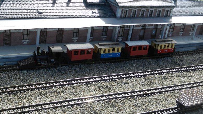 Podróżowanie koleją z dzieckiem teraz wygodniejsze (fot. ola)
