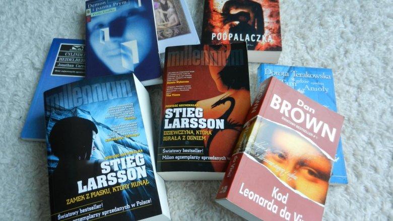 Książki (fot. alex)