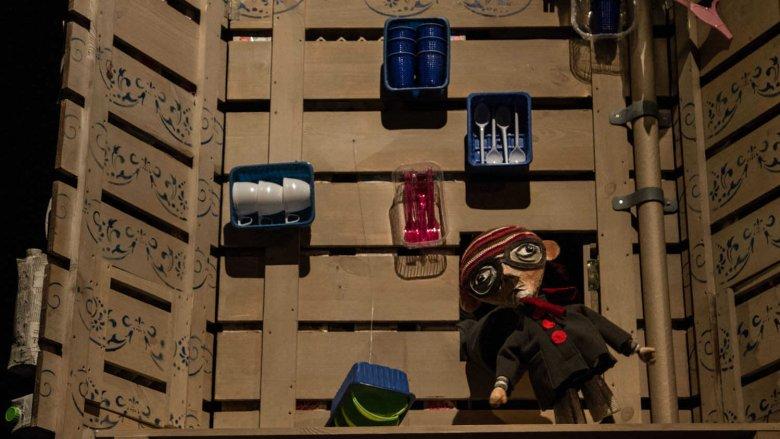 """""""Duszek Śmieciuszek"""" to spektakl, który porusza tematykę ekologicznych zachowań (fot. mat. organizatora)"""