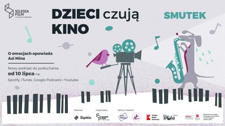 Nowe odcinki podcastów będą pojawiać się co dwa tygodnie (fot. mat IF Silesia Film)
