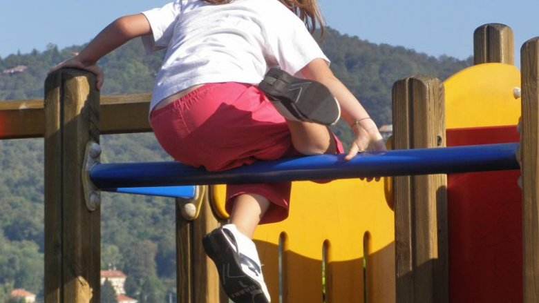 W Będzinie mają problem z dziecięcymi kupkami przy placu zabaw (fot. sxc.hu)
