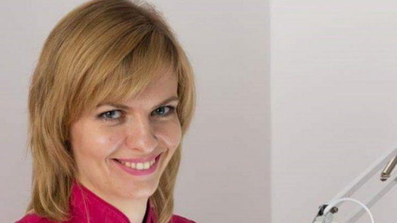 Dr nauk o zdrowiu Ewa Szmaj - kosmetolog (fot. archiwum zdjęć E. Szmaj)
