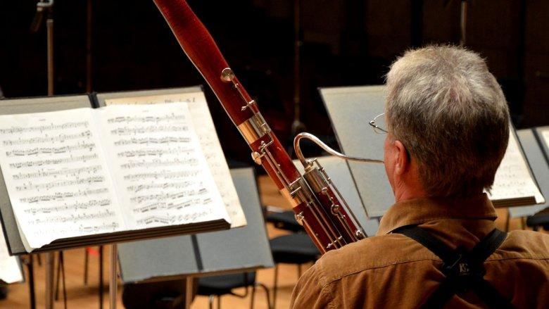Fagot to kolejny instrument, który poznają uczestnicy spotkań W krainie muzyki (fot. pixabay)