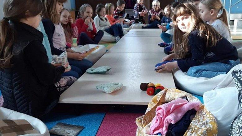 Zajęcia skierowane są do dzieci w wieku 3-12 lat (fot. mat. organizatora)