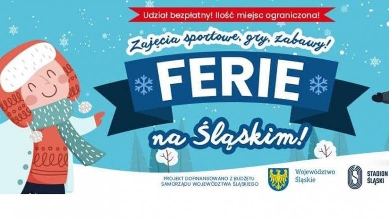 W ferie od poniedziałku do piątku dzieci i młodzież mogą ciekawie spędzić czas na Stadionie Ślaskim (fot. mat. organizatora)