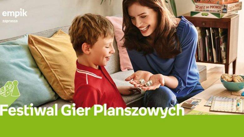 Festiwal Gier Planszowych to prawdziwa gratka dla planszówkowych maniaków (fot. mat. organizatora)