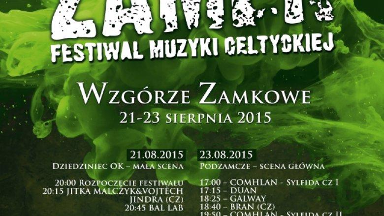 Festiwal Celtycki w Będzinie to największa taka impreza w Europie Środkowej (fot. mat. organizatora)