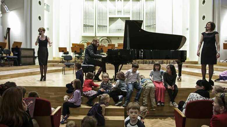 Muzyka klasyczna pozytywnie wpływa na rozwój dzieci (fot. mat. organizatora)