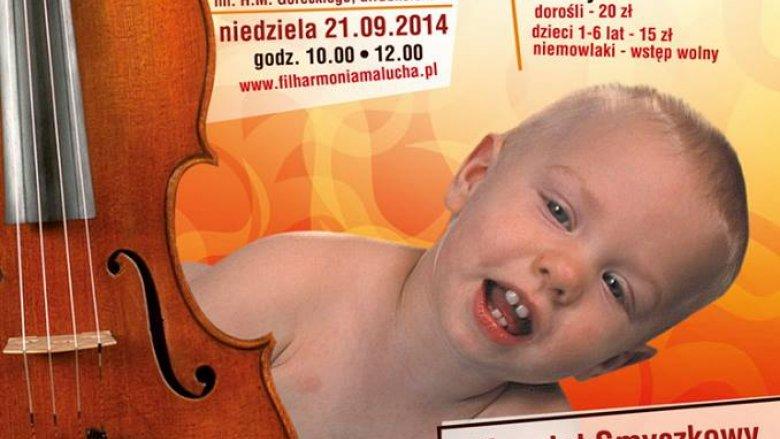 Nowy sezon w Filharmonii Malucha rozpocznie się 21 września (fot. materiały organizatora)