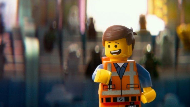 """""""LEGO przygoda"""" to film, w którym główni bohaterowie to znane nam wszystki postacie z klocków LEGO (fot. materiały prasowe)"""