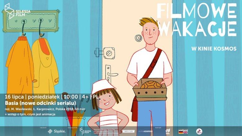 Ulubienica dzieci - Basia, zawita na duży ekran kina Kosmos 16 lipca (fot. mat. organizatora)