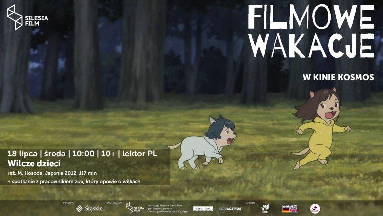 """Dla nieco starszych widzów zaplanowano seans filmu pt. """"Wilcze dzieci"""" (fot. mat. organizatora)"""