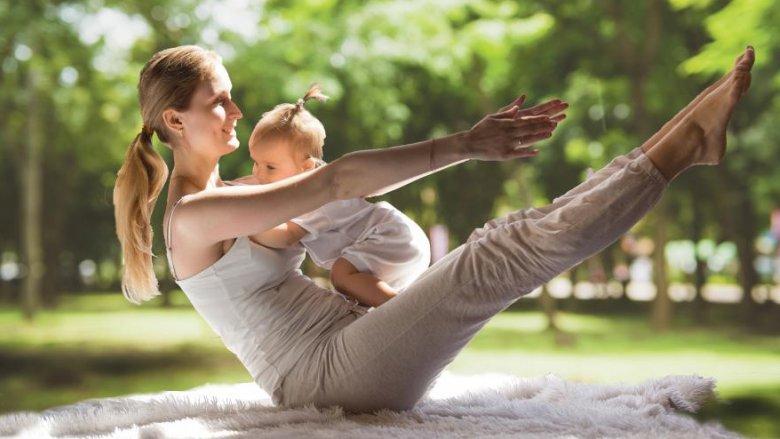 Zajęcia dla młodych mam i ich maluszków będą prowadzone w każdą środę (fot. mat. organizatora)