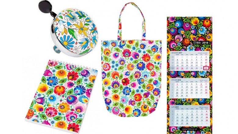 Wszystkie produkty od Folkstar.pl są utrzymane w klimacie polskiej sztuki ludowej (fot. mat. sponsora)