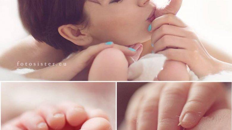 Znana prezenterka, Dorota Gardias, urodziła niedawno córkę - Hanię. Wozi ją w wózku za 8 tys. zł (fot. galeria zdjęć Facebook Doroty Gardias)