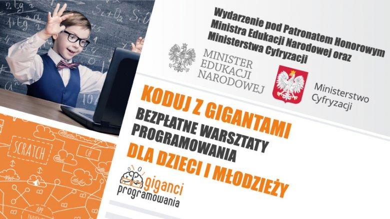 Zajęcia przeznaczone są dla uczniów od 7. do 19. roku życia (fot. mat. organizatora)