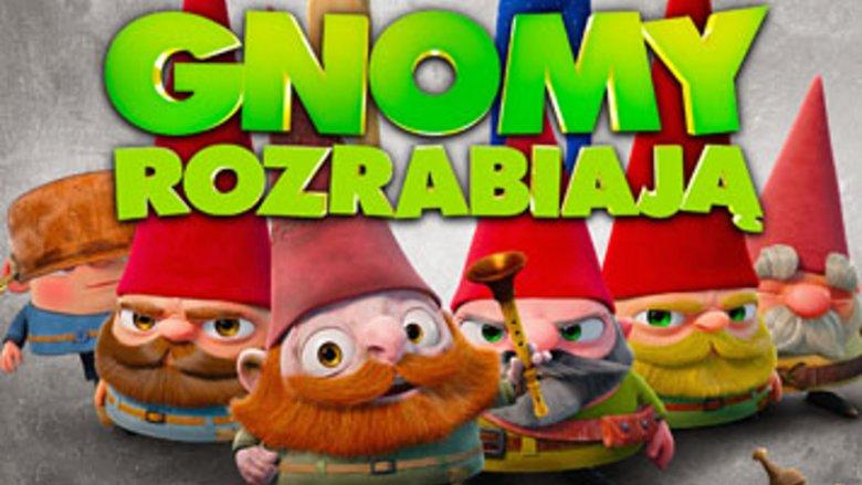 """""""Gnomy rozrabiają"""" to kolejna ciekawa propozycja kinowa dla najmłodszych (fot. Multikino)"""