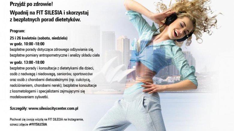 W ramach FIT SILESIA będzie można uzyskać indywidualne porady dietetyków (fot. mat. organizatora)