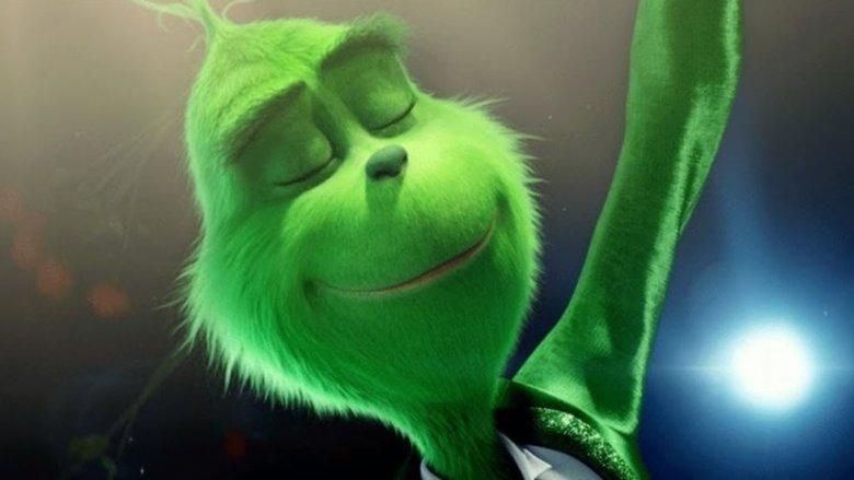 """""""Grinch"""" to najnowsza świąteczna komedia animowana, która rozbawi i młodszych i starszych widzów (fot. mat. kina Helios)"""