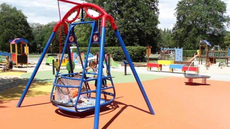 Do podobnego wypadku doszło dwa lata temu w Tychach (fot. archiwum zdjęć SilesiaDzieci.pl)