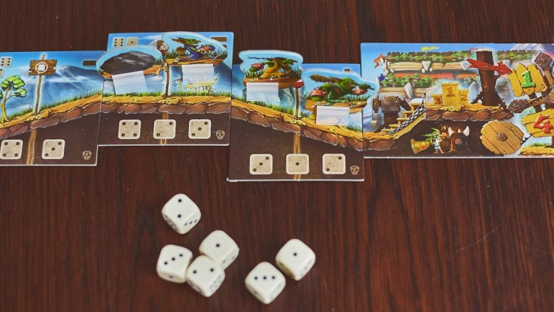 """""""Goblinpiada"""" to emocjonująca i zabawna gra od wydawnictwa Foxgames (fot. Ewelina Zielińska)"""