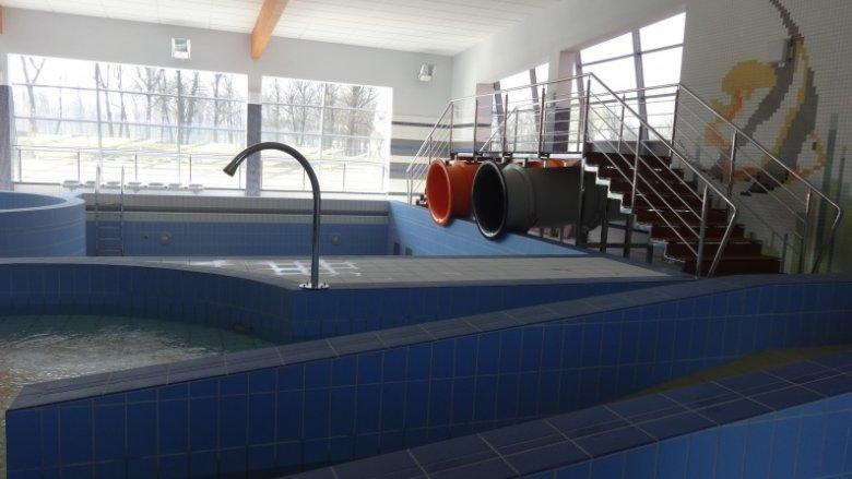Raciborski aquapark to jeden z najnowocześniejszych obiektów tego typu w regionie (fot.materiały prasowe)