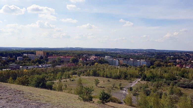 Wszyscy słyszeli o hałdzie w Kostuchnie, jednak niewielu tu było - a warto (fot. Katarzyna Esnekier/SilesiaDzieci.pl)