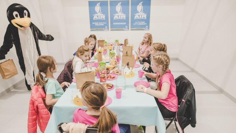 W House of Air można zorganizować urodziny (fot. mat. House Of Air)