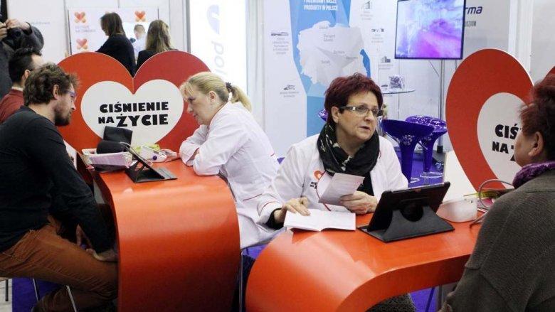 Śląski Dzień Zdrowia to impreza, która odbędzie się w sobotę 11 marca w MCK w Katowicach (fot. mat. organizatora)