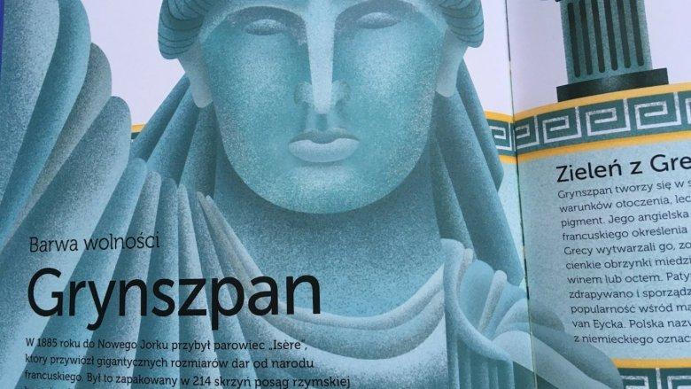 Jedną z ciekawostek będzie fragment o tym, jak ktoś kiedyś chciał przemalować Statuę Wolności (fot. Ewelina Zielińska/SilesiaDzieci.pl)
