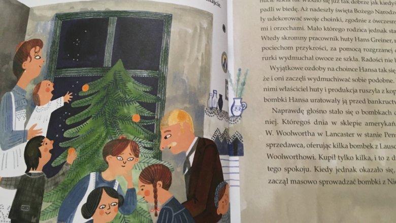W książce znajdziemy świetne ilustracje Ewy Poklewskiej-Koziełło (fot. Ewelina Zielińska/SilesiaDzieci.pl)