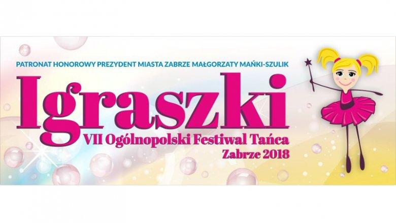 Ogólnopolski Festiwal Tańca IGRASZKI to prawdziwe święto dla najmłodszych tancerzy (fot. mat. organizaotra)