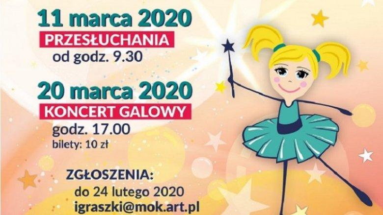 Koncert galowy odbędzie się 20 marca (fot. mat. MOK Zabrze)