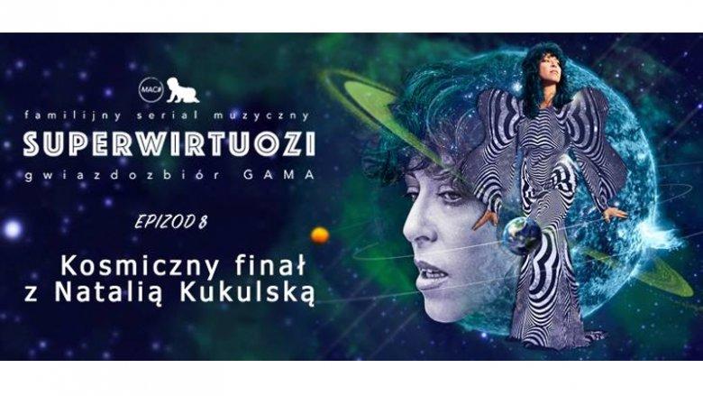 Natalia Kukulska wprowadzi młodych melomanów w świat niezwykłych dźwięków (fot. mat. organizatora)