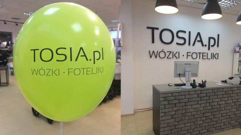 Każdy mały tester fotelików, który odwiedzi sklep 8-9 marca, otrzyma balonik (fot. mat. TOSIA.pl)