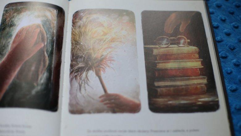 """""""Dom, który się przebudził"""" to poruszająca historia Martina Widmarka z ilustracjami Emilii Dziubak (fot. Ewelina Zielińska)"""