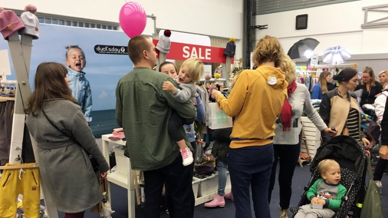 Ponad 3500 osób odwiedziło 7. edycję targów SILESIA BAZAAR Kids (fot. mat. SilesiaDzieci.pl)