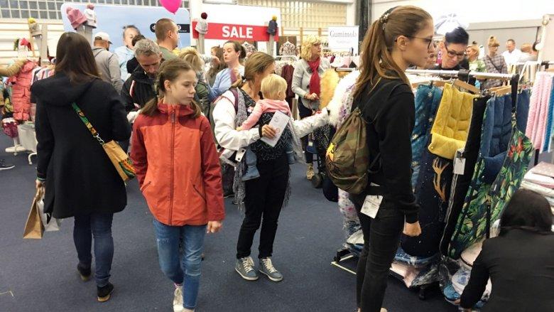 Wystawcy mieli bogatą ofertę dla małych i nieco starszych dzieci (fot. mat. SilesiaDzieci.pl)