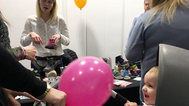 I mali i duzi świetnie bawili się na 7. edycji targów SILESIA BAZAAR Kids (fot. mat. SilesiaDzieci.pl)