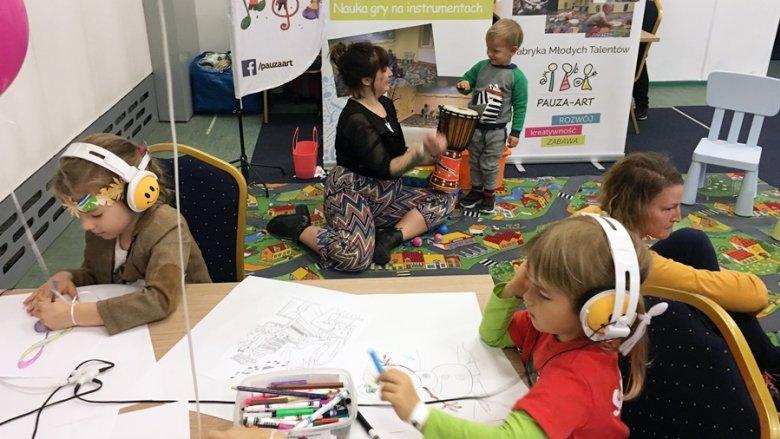 Dla dzieci przewidziano liczne animacje, warsztaty, pokazy i przedstawienia (fot. mat. organizatora)