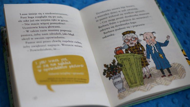 """""""Wakacje z Lassem i Mają"""" to idealna propozycja na wakacyjną lekturę od wydawnictwa Zakamarki (fot. Ewelina Zielińska)"""