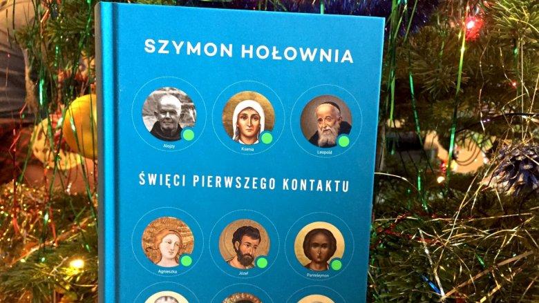 Mamy dla Was dwa egzemplarze książki Szymona Hołowni od wydawnictwa Znak (fot. Ewelina Zielińska)