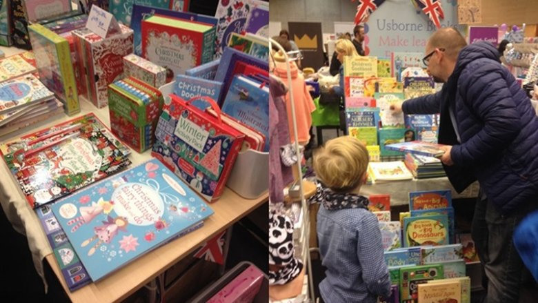 Były też książki, które wzbudzały duże zainteresowanie (fot. mat. Silesia Dzieci)