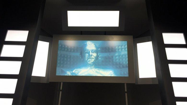 Jedną z atrakcji Planety Fantazji był fotel Wielkiego Elektronika (fot. mat. SilesiaDzieci.pl)