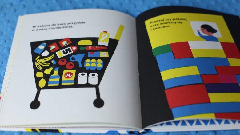 """""""Czas czarodziej"""" to intrygująca propozycja dla najmłodszych od wydawnictwa Babaryba (fot. Ewelina Zielińska)"""