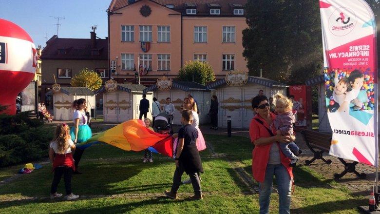 Atrakcje dla dzieci w Mikołowie, Żorach i Chorzowie, w ramach Rajdu Śląska, zorganizował portal SilesiaDzieci.pl (fot. mat. portalu)