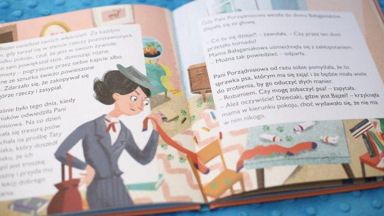 """""""Humorki"""" to seria książek autorstwa Agnieszki Zimnowodzkiej od Kocur Bury (fot. Ewelina Zielińska)"""