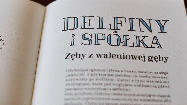 Przyrodnicze książki Mikołaja Golachowskiego zainteresują czytelnika w każdym wieku (fot. Ewelina Zielińska)